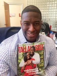 Mayor Gillum's #TMAGSelfie